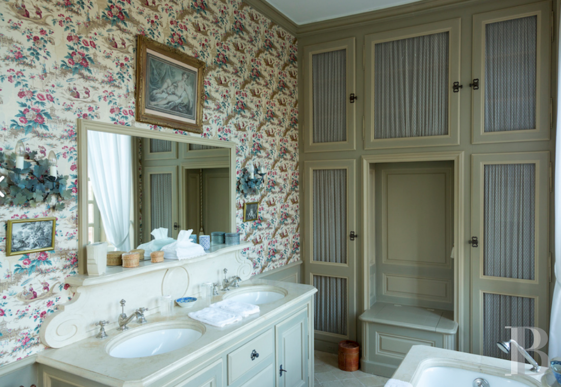 An 18th century chateau offering luxurious stays at the tip of Cotentin - photo  n°19