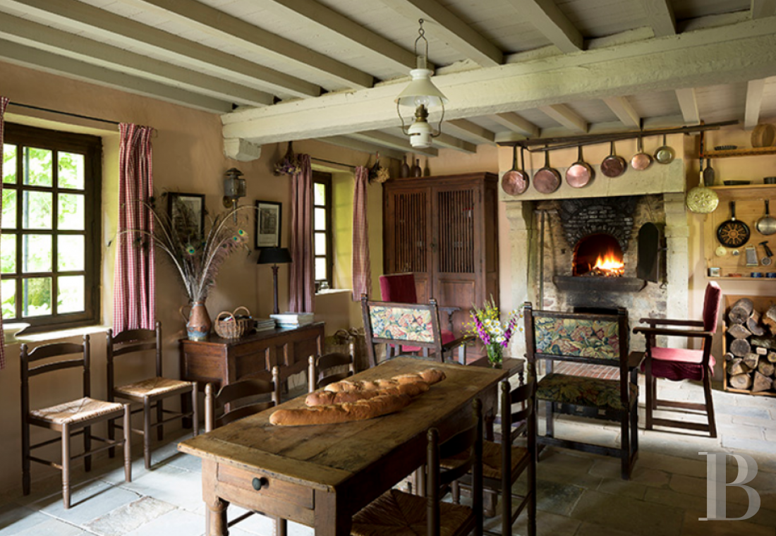 An 18th century chateau offering luxurious stays at the tip of Cotentin - photo  n°11