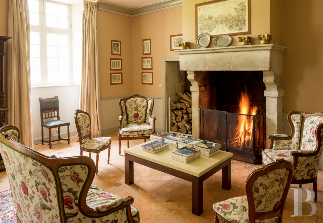 fAn 18th century chateau offering luxurious stays at the tip of Cotentin - photo  n°13
