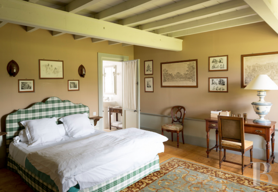 fAn 18th century chateau offering luxurious stays at the tip of Cotentin - photo  n°8