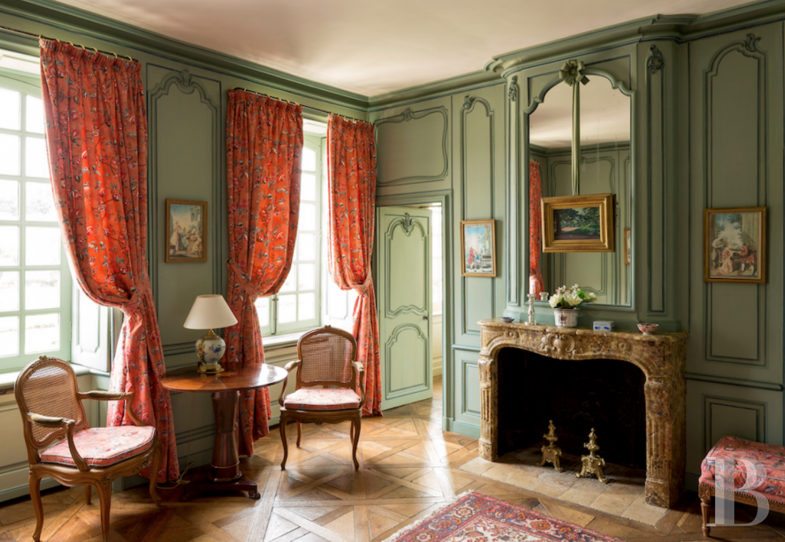 An 18th century chateau offering luxurious stays at the tip of Cotentin - photo  n°16