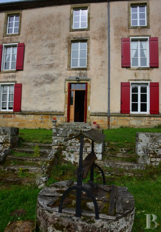 character properties France lorraine 3485  - 2