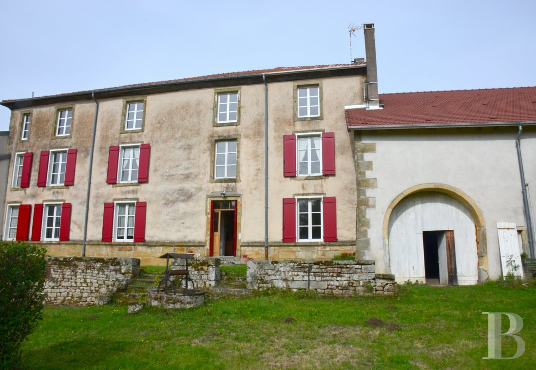 character properties France lorraine 3485  - 1