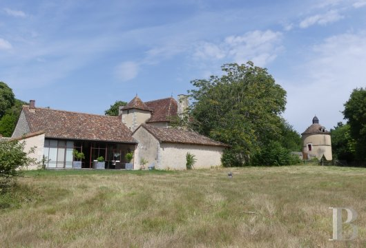 France mansions for sale poitou charentes manors equestrian - 13