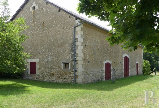 France mansions for sale poitou charentes   - 14