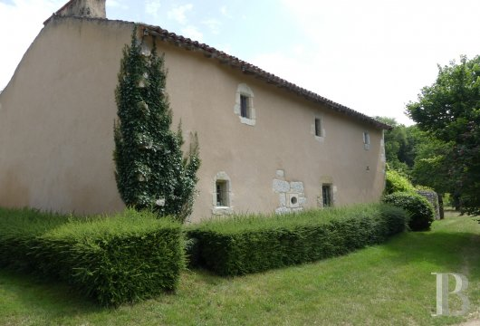 France mansions for sale poitou charentes manors equestrian - 3