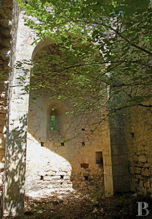 castles for sale France midi pyrenees historic buildings - 5