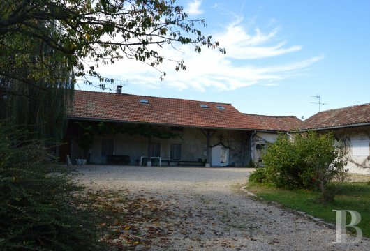 character properties France rhones alps farmhouse renovated - 4