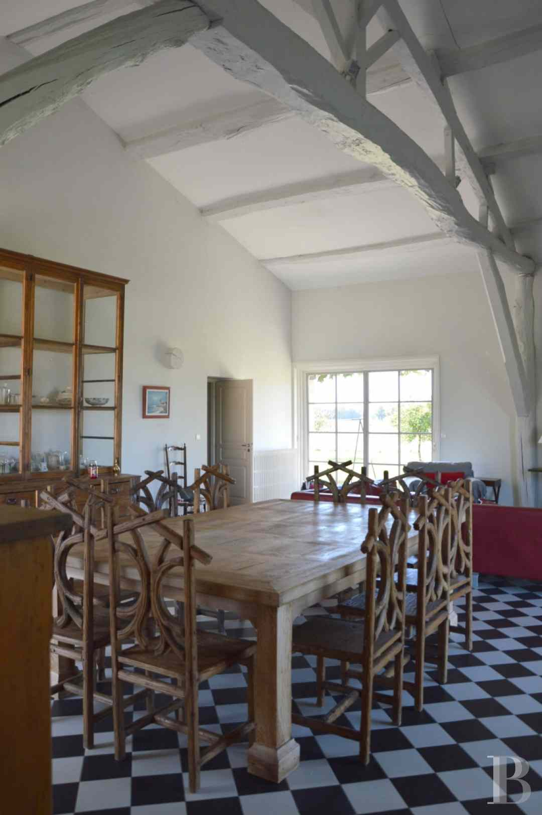 character properties France rhones alps farmhouse renovated - 6 zoom