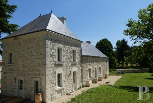 french farms for sale poitou charentes chatellerault property - 2