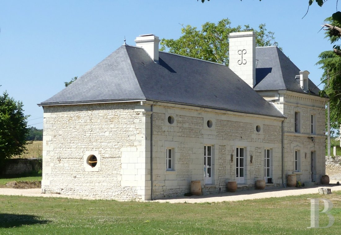 french farms for sale poitou charentes chatellerault property - 1