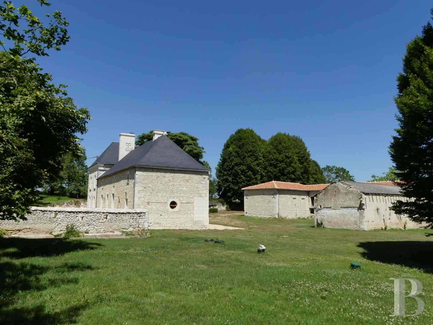 french farms for sale poitou charentes chatellerault property - 4 zoom