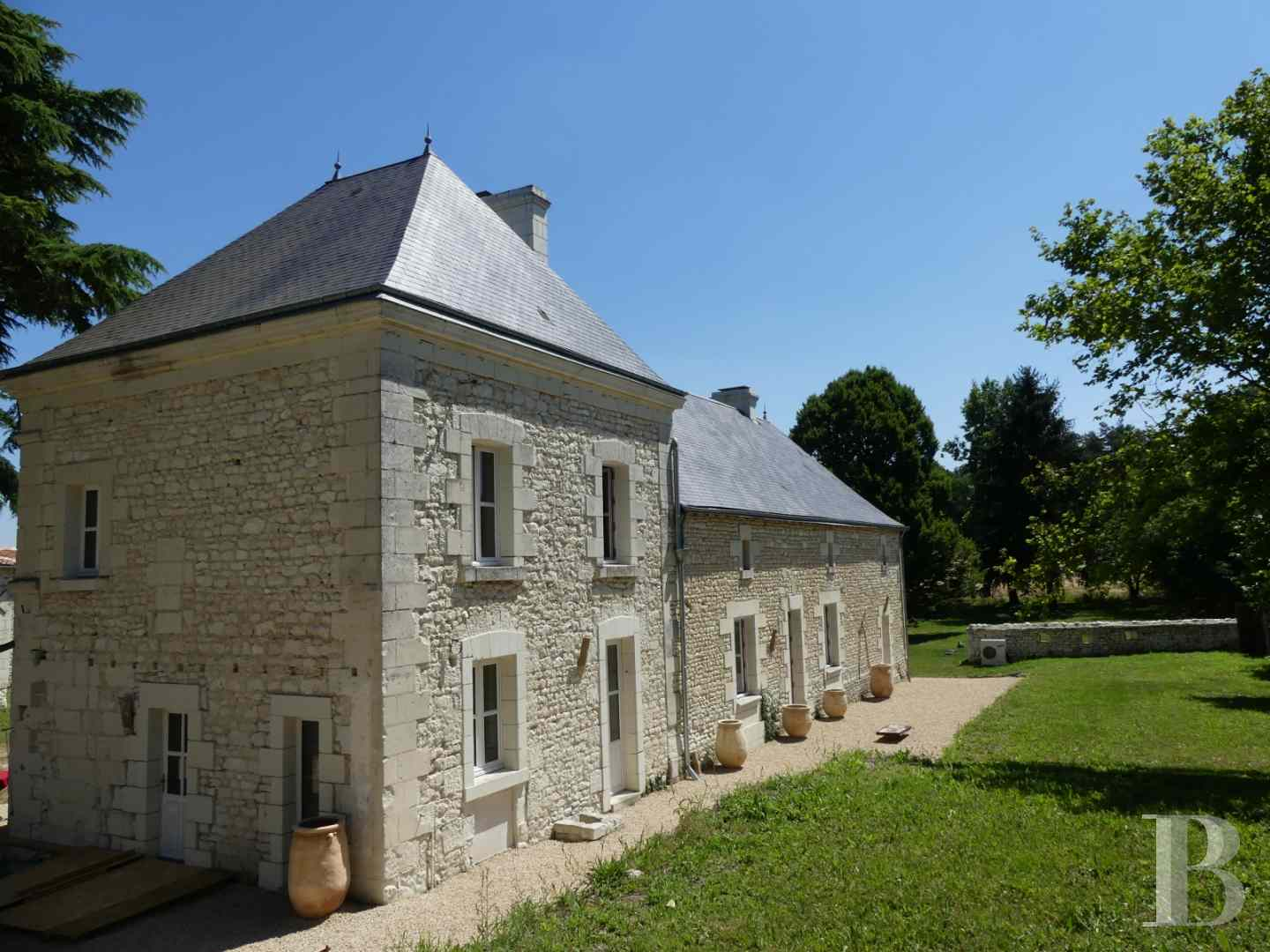 french farms for sale poitou charentes chatellerault property - 2 zoom