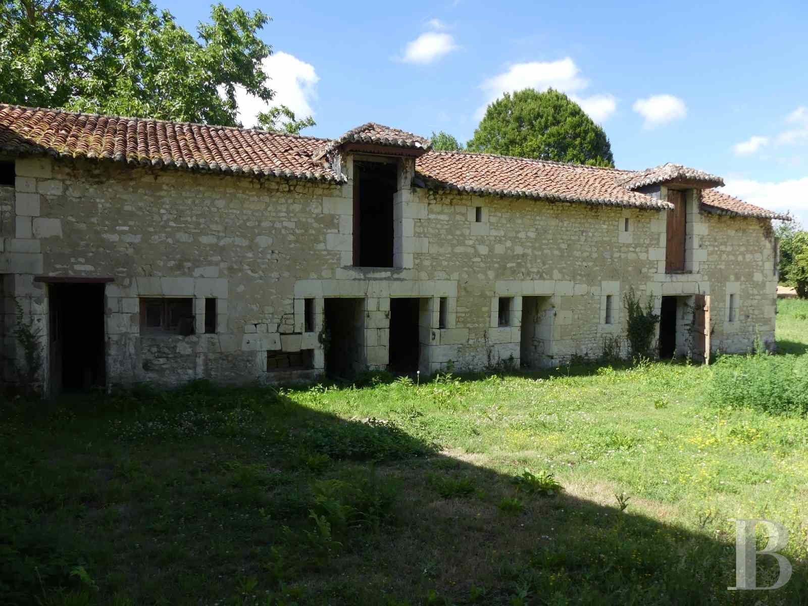 french farms for sale poitou charentes chatellerault property - 5 zoom