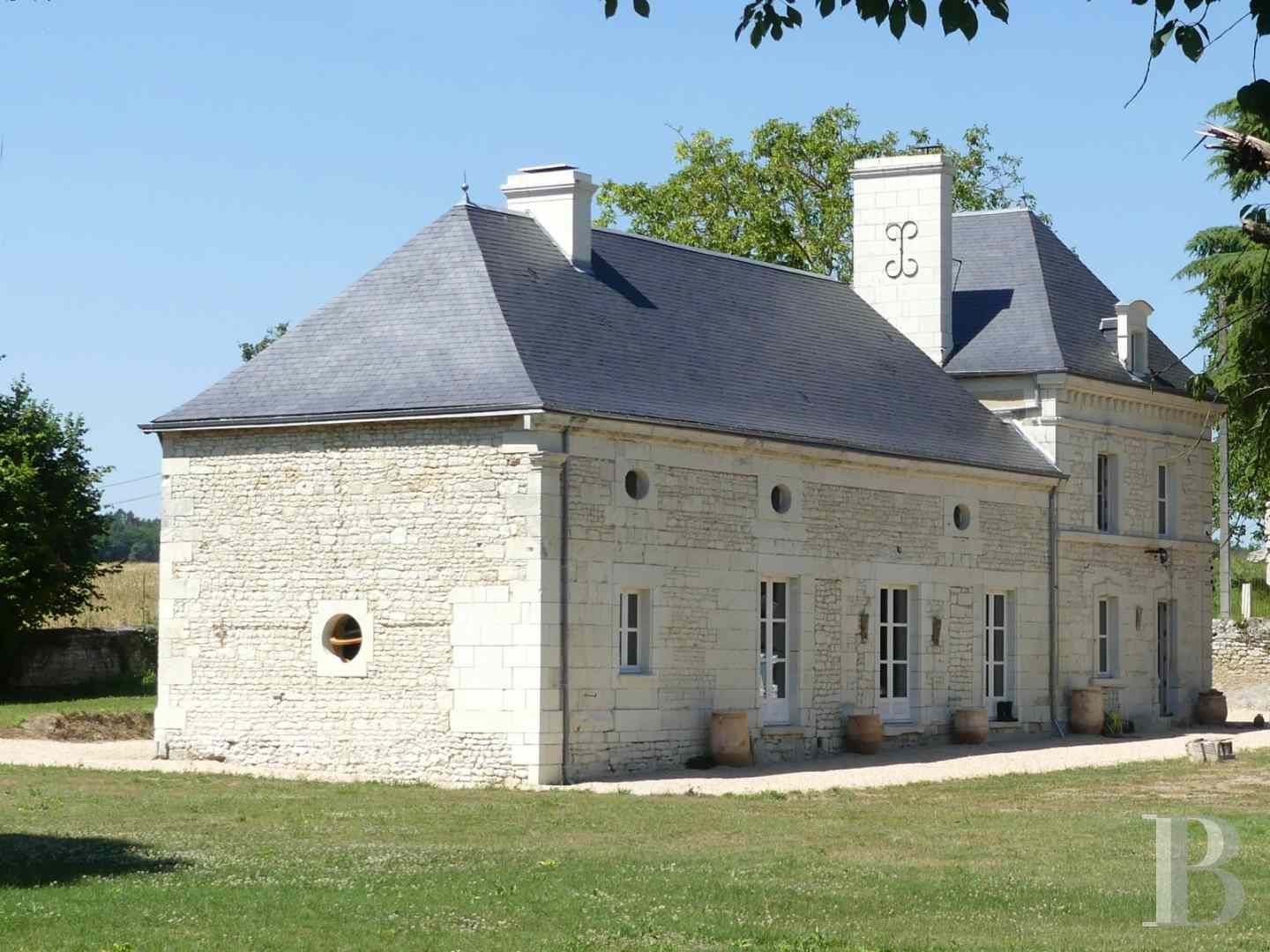 french farms for sale poitou charentes chatellerault property - 1 zoom
