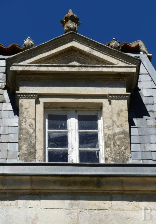 France mansions for sale poitou charentes 18th century - 16
