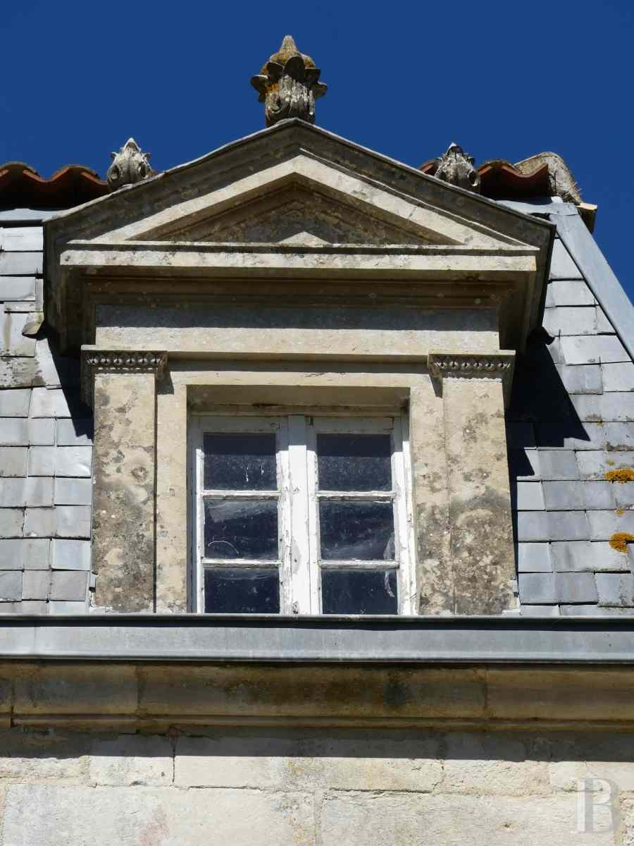 France mansions for sale poitou charentes 18th century - 16 zoom