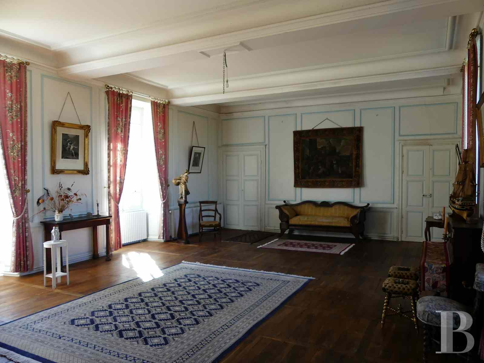 France mansions for sale poitou charentes 18th century - 9 zoom