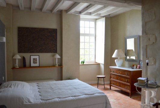 monastery for sale France pays de loire presbytery outbuildings - 9