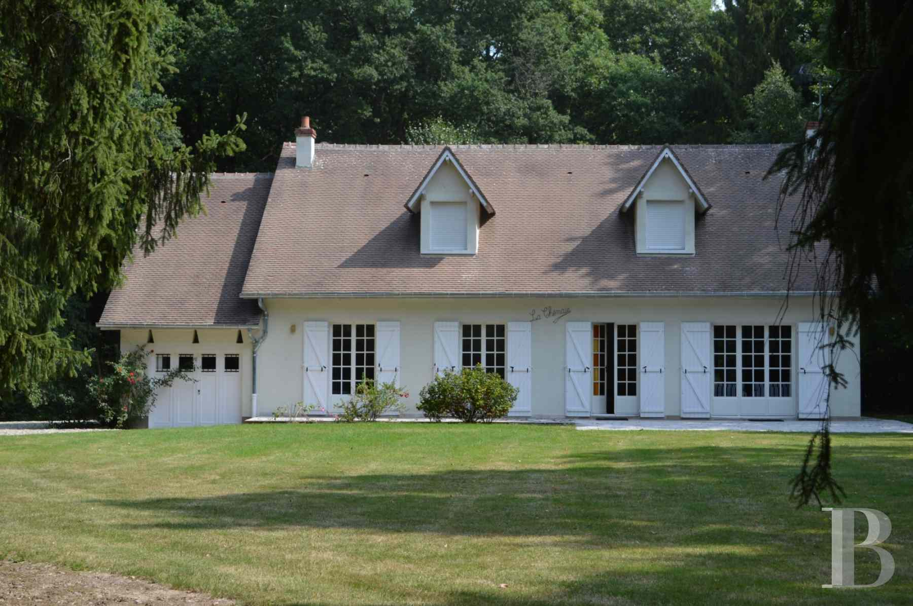 hunting grounds for sale France center val de loire hunting grounds - 2 zoom
