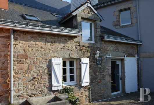character properties France brittany finistere houses - 5