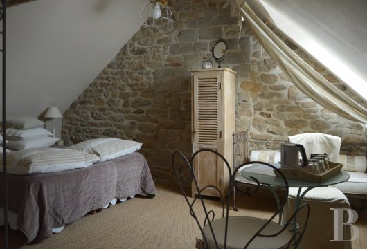character properties France brittany finistere houses - 8