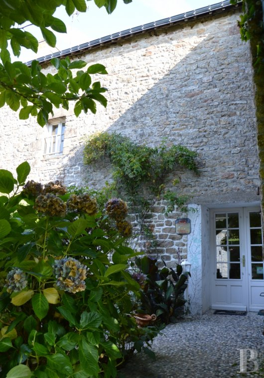 character properties France brittany finistere houses - 2