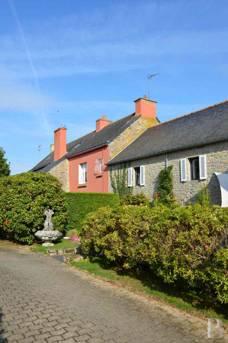 character properties France brittany finistere houses - 3 zoom