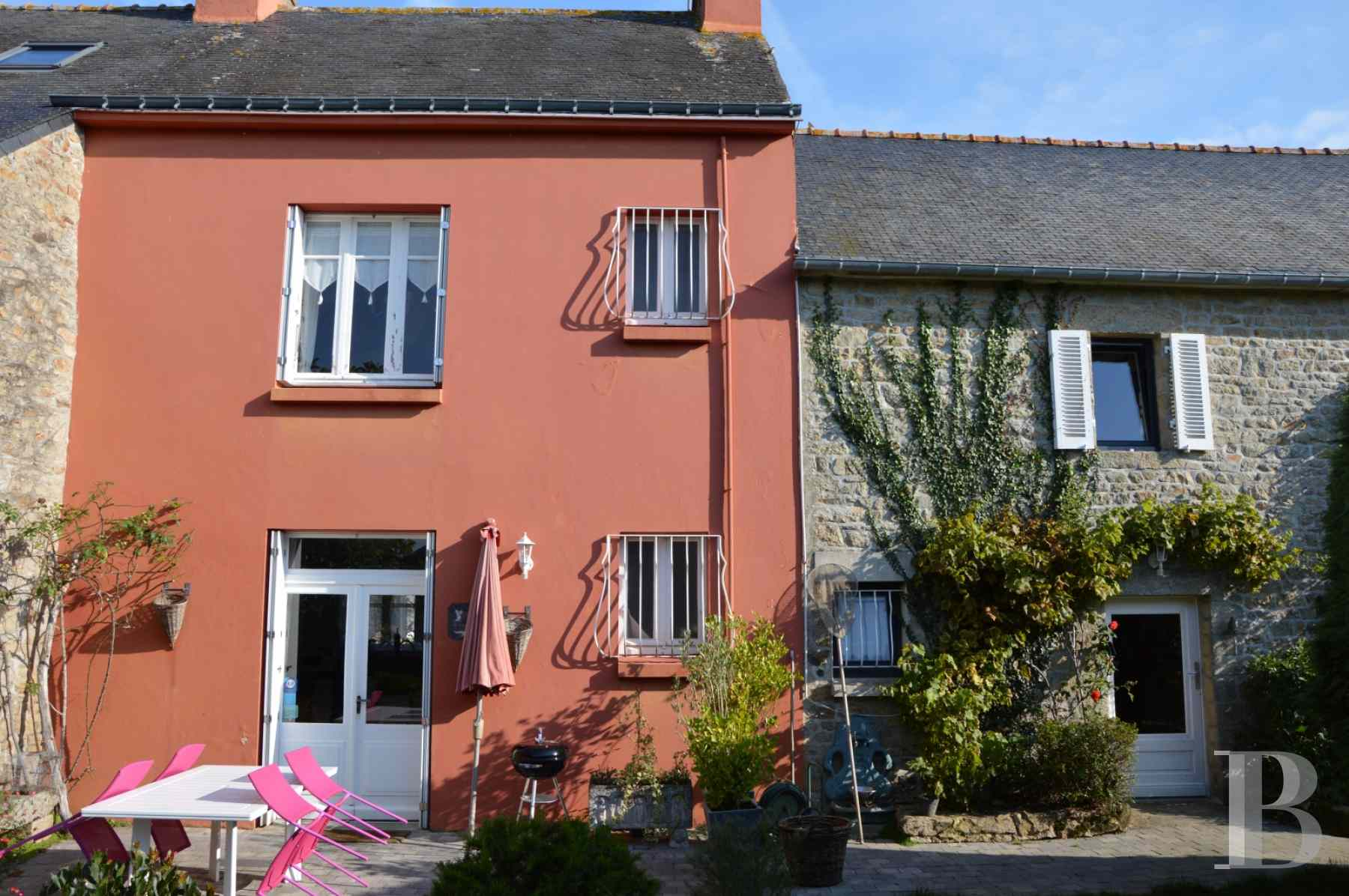 character properties France brittany finistere houses - 4 zoom