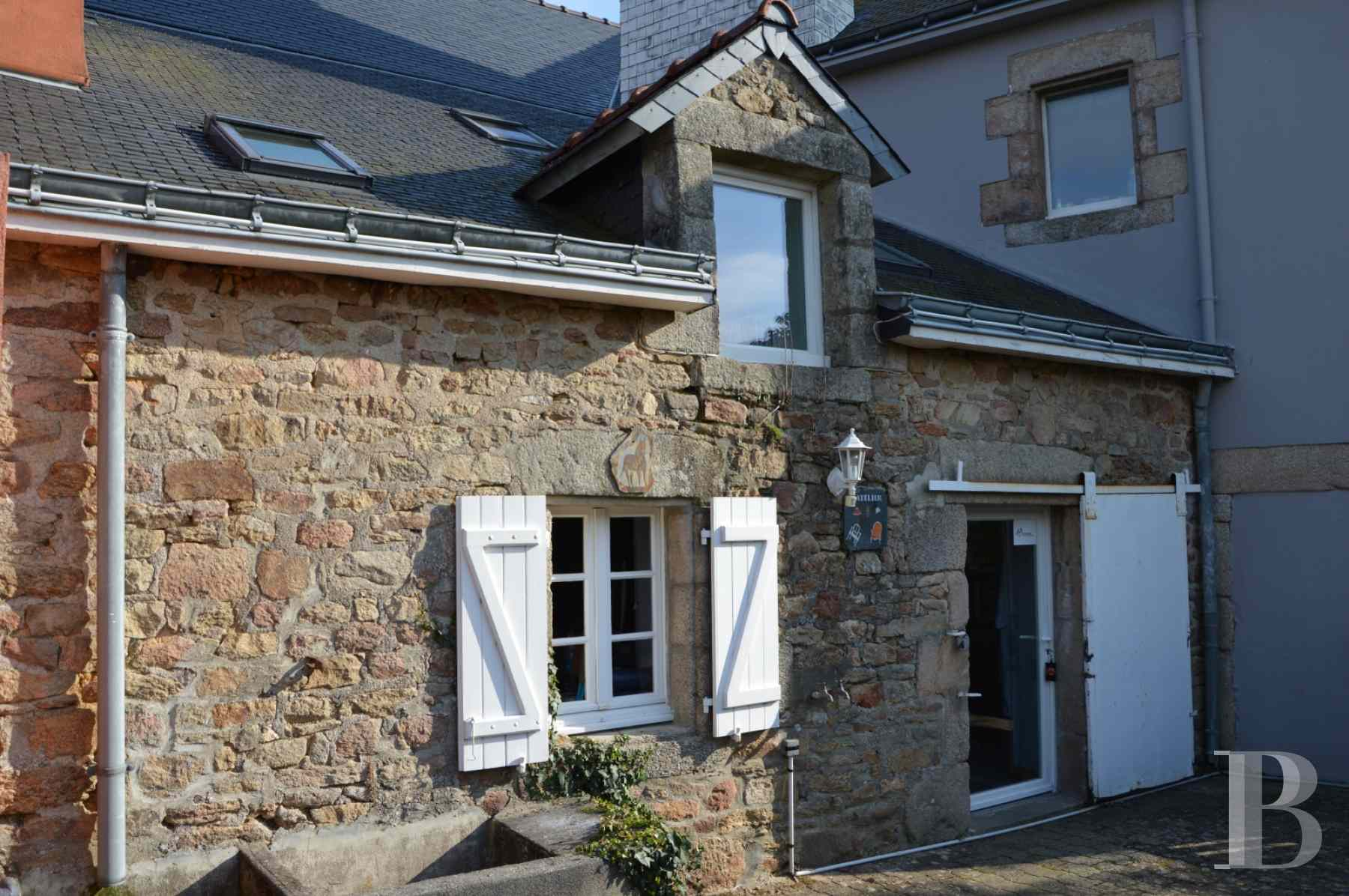 character properties France brittany finistere houses - 5 zoom