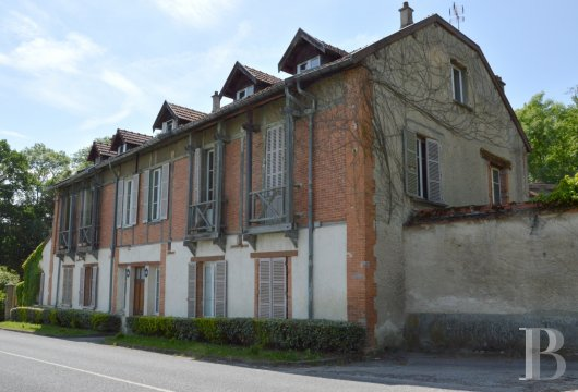 character properties France champagne ardennes rental building - 2
