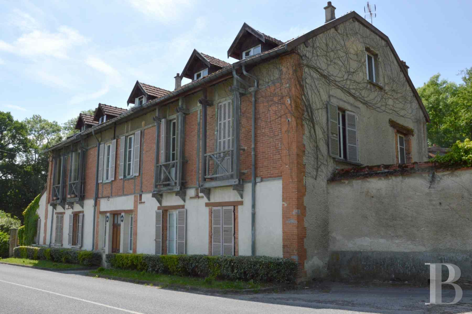 character properties France champagne ardennes rental building - 2 zoom
