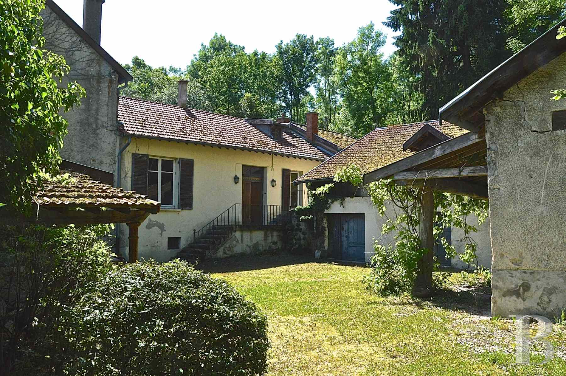 character properties France champagne ardennes rental building - 5 zoom