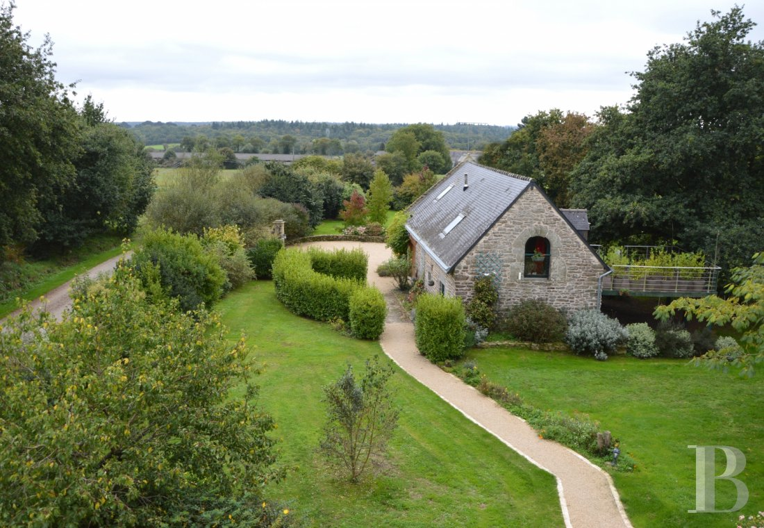 character properties France brittany vannes property - 12