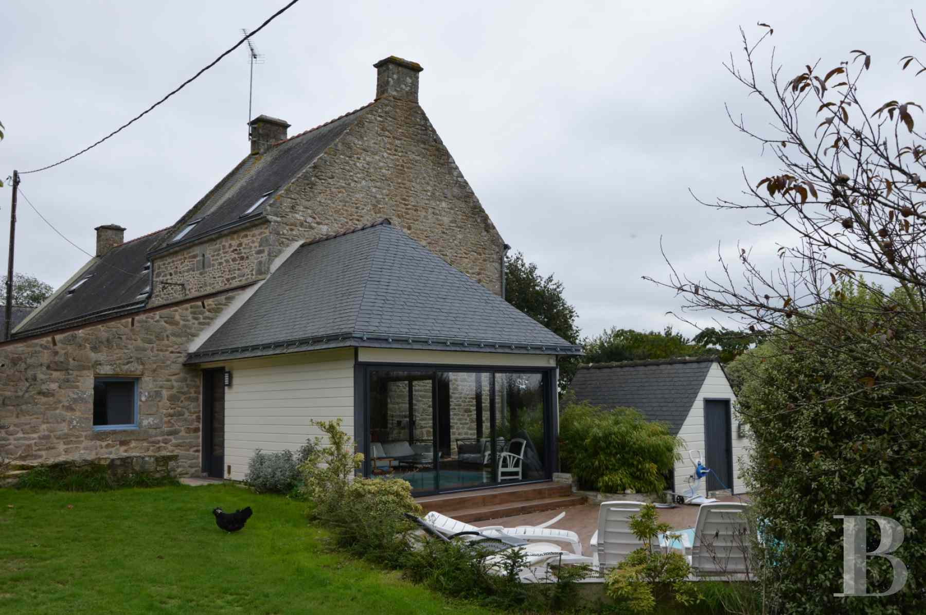 character properties France brittany vannes property - 3 zoom