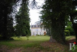 Castles / chateaux for sale - rhones-alps - In the Roanne area,-large, 19th century castle