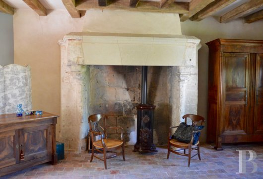 France mansions for sale pays de loire manors historic - 8