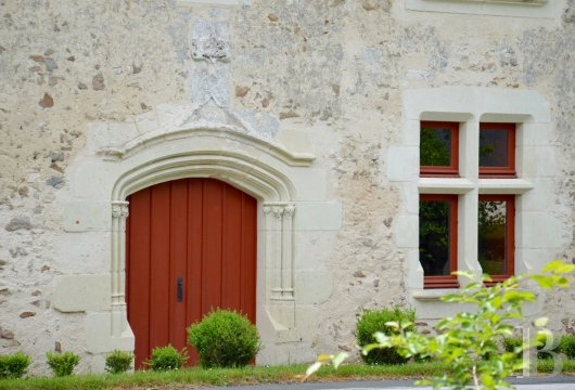 France mansions for sale pays de loire manors historic - 6