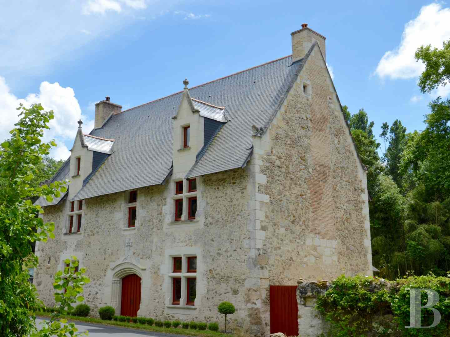France mansions for sale pays de loire manors historic - 1 zoom