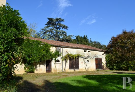 chateaux for sale France aquitaine   - 30