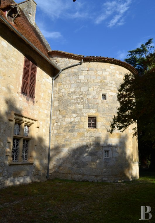 chateaux for sale France aquitaine   - 8