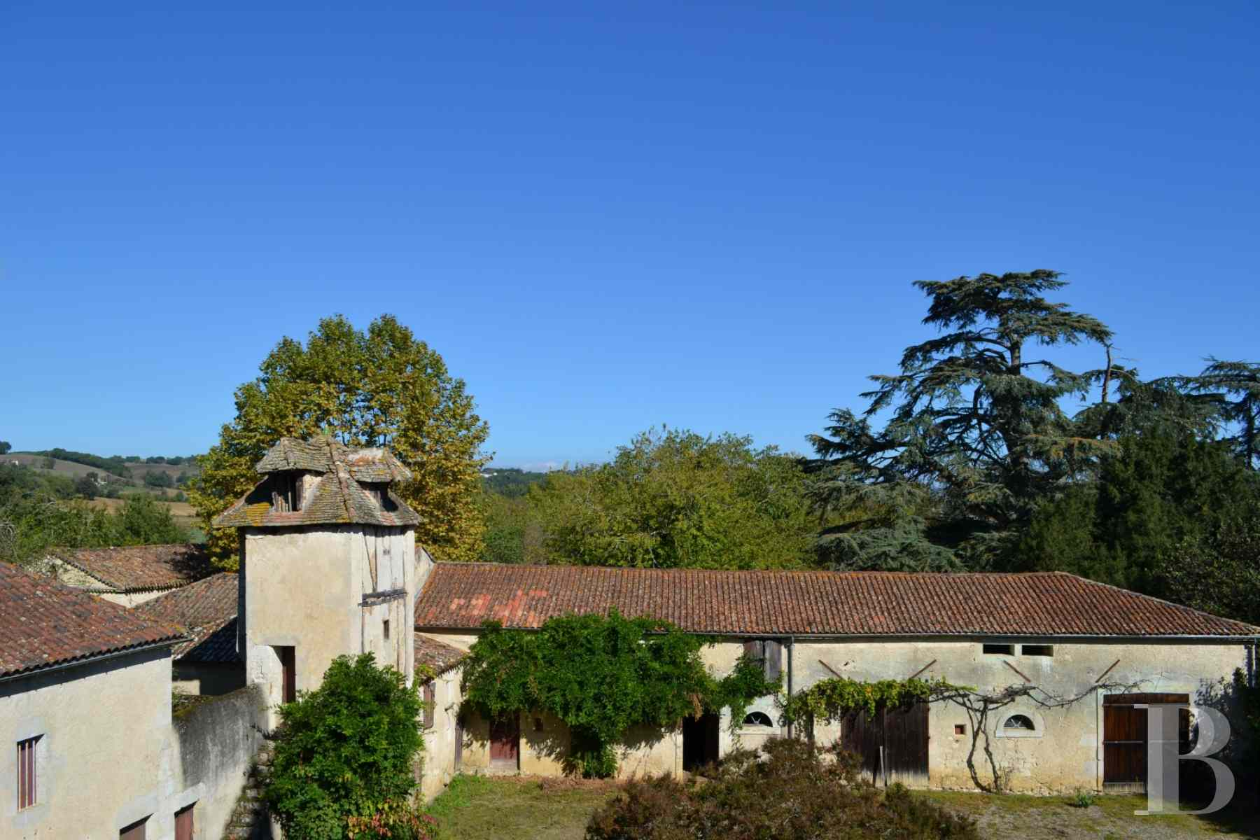 chateaux for sale France aquitaine lot et - 25 zoom