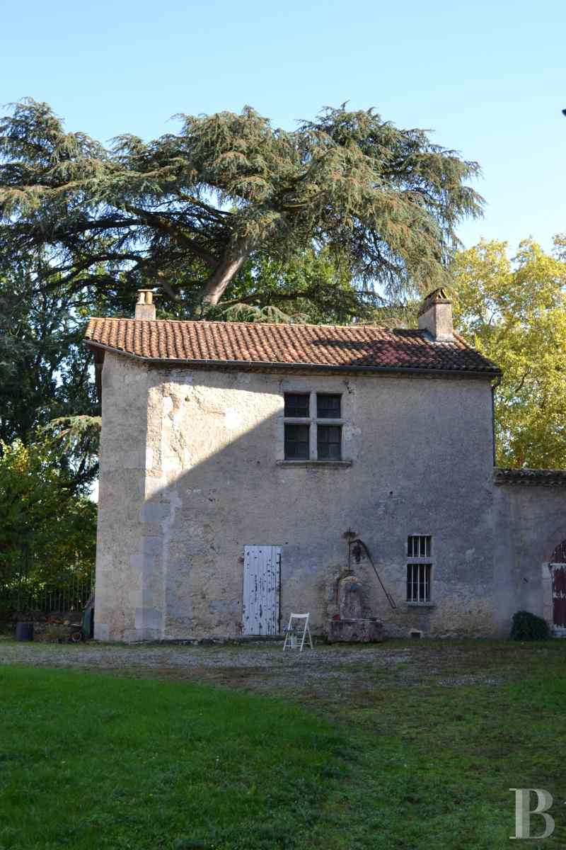chateaux for sale France aquitaine lot et - 23 zoom