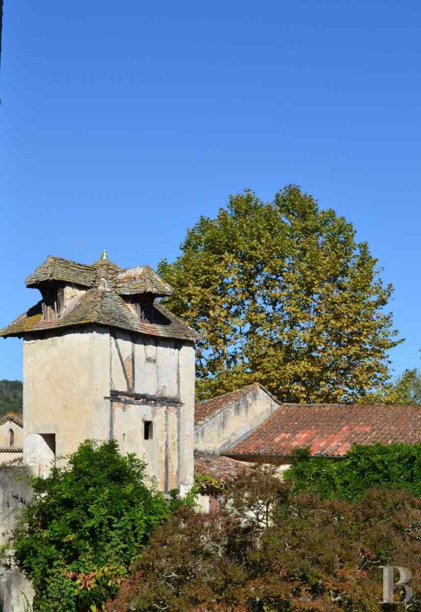 chateaux for sale France aquitaine lot et - 26 zoom