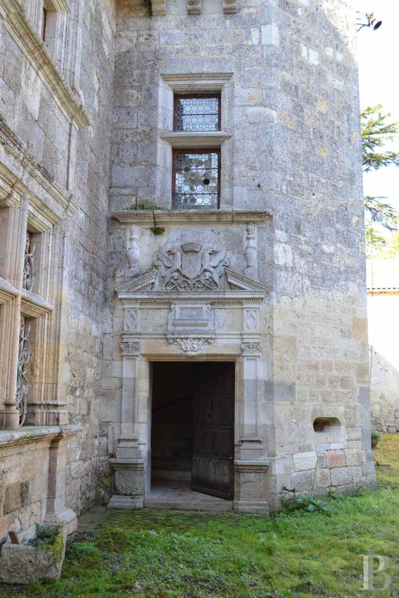 chateaux for sale France aquitaine lot et - 5 zoom