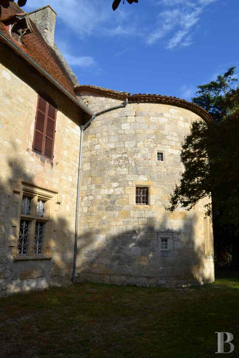 chateaux for sale France aquitaine lot et - 8 zoom