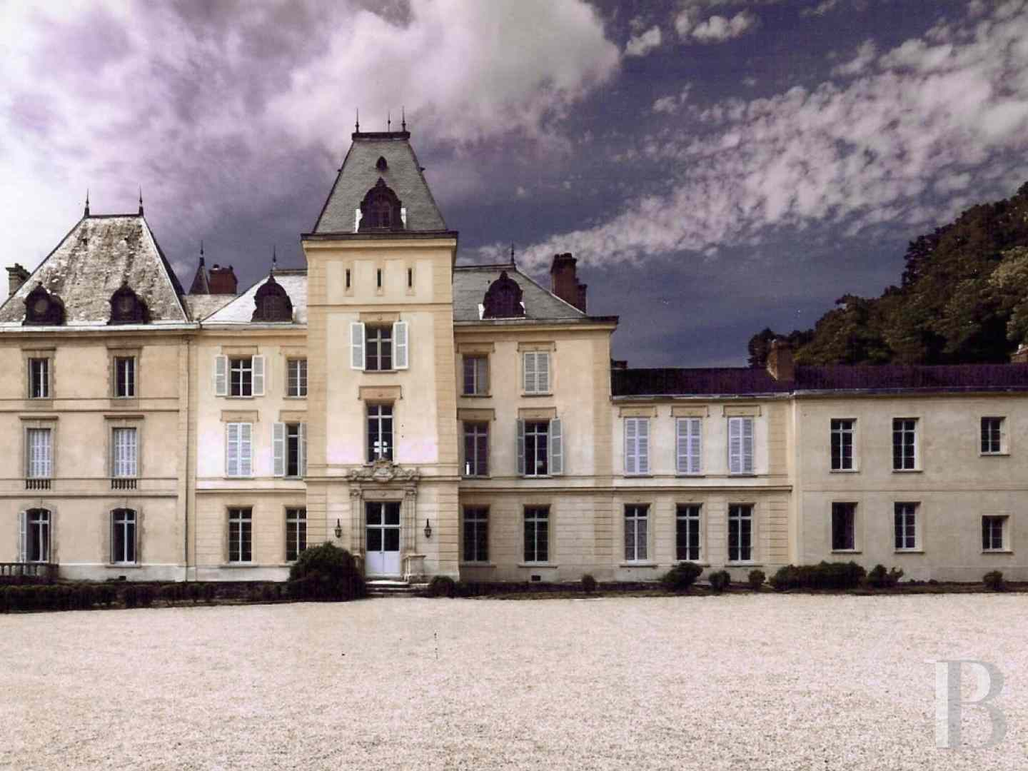 chateaux for sale France ile de france castel 17th - 1 zoom