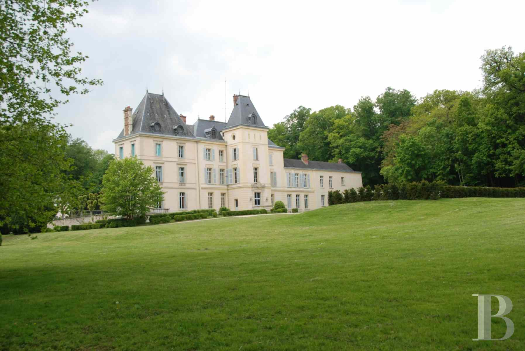 chateaux for sale France ile de france castel 17th - 2 zoom