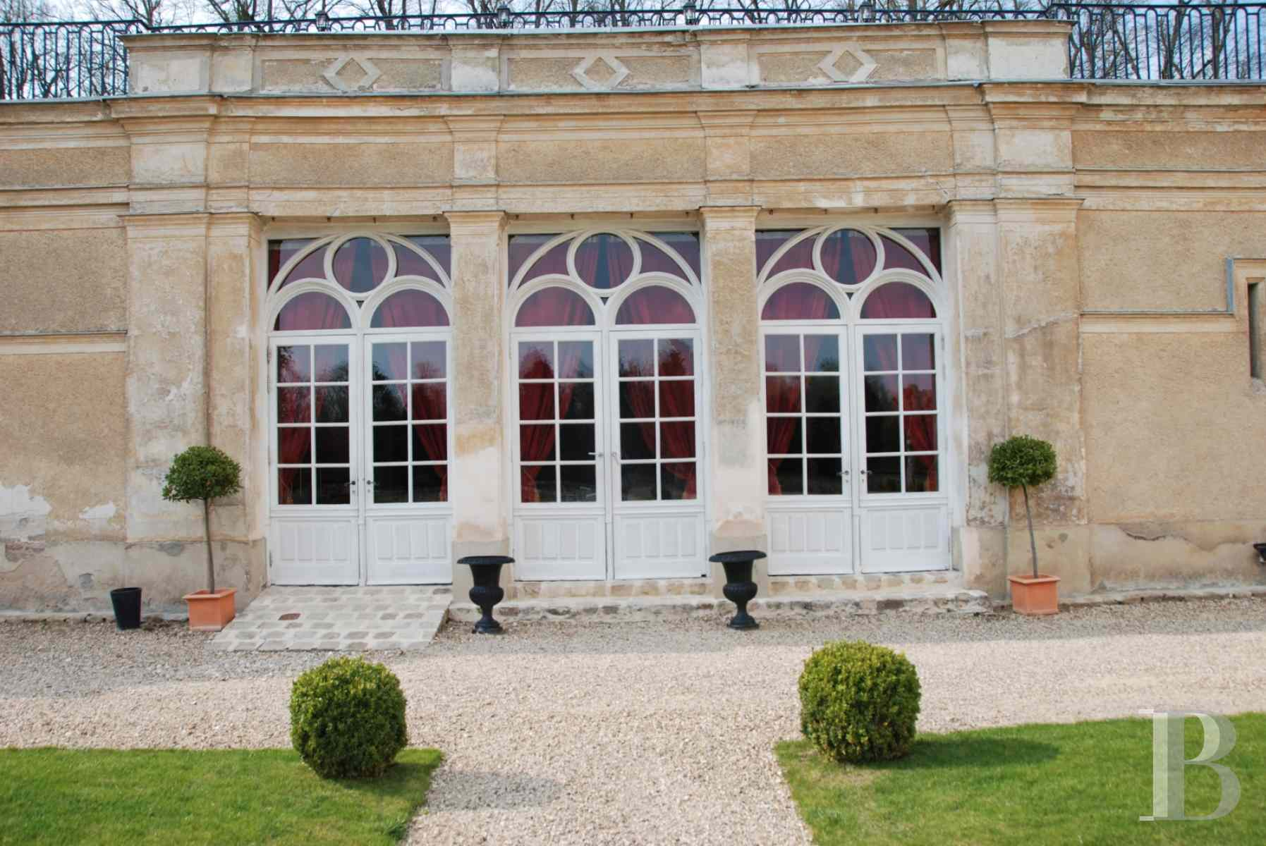 chateaux for sale France ile de france castel 17th - 7 zoom