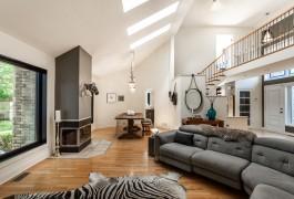 contemporary house - 2